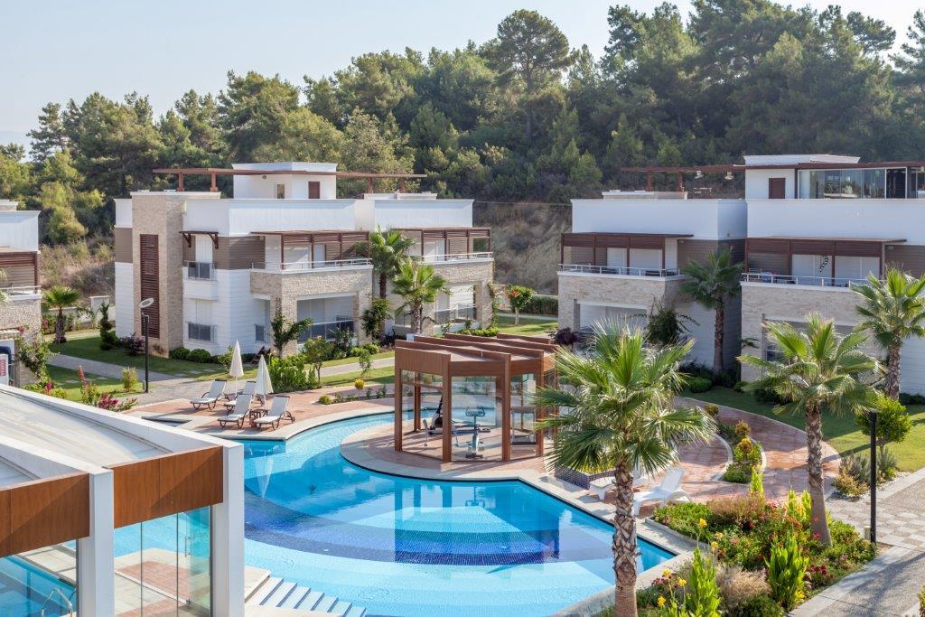 Huis kopen Side Turkije