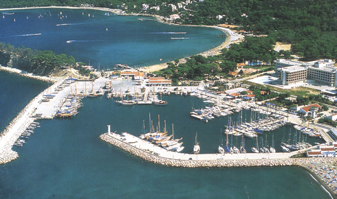 Kemer jachthaven