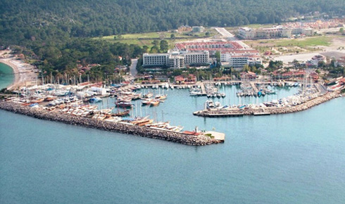 Kemer jachthaven 2