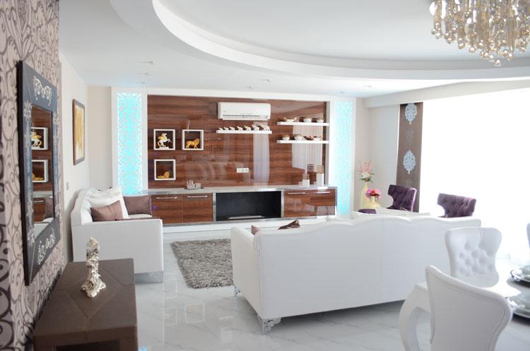 Penthouse Mahmutlar Alanya